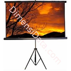 Jual Screen Projector Portable D-Light 60  Inch [PSDL60  InchL]